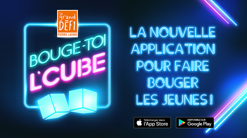 Bouge-toi l'Cube